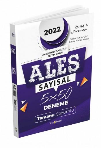 2022 ALES SAYISAL TAMAMI ÇÖZÜMLÜ 5x50 DENEME