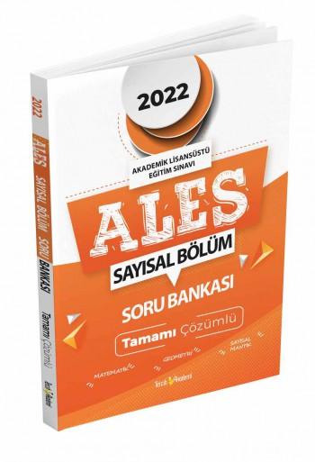 2022 ALES Sayısal Tamamı Çözümlü Soru Bankası
