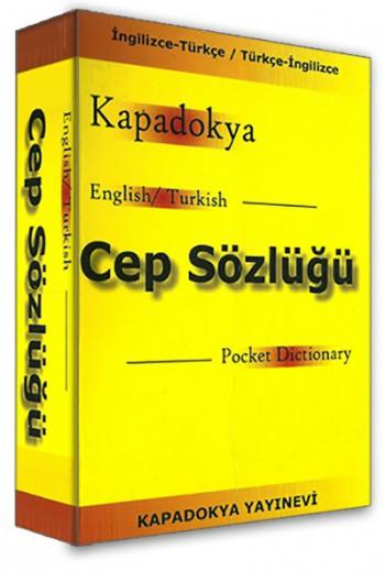 İngilizce - Türkçe Cep Sözlüğü