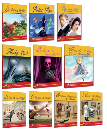 İspanyolca Hikaye 10'lu Set