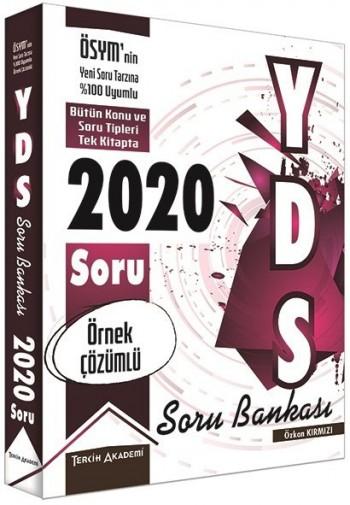 Tercih Akademi Yayınları YDS Soru Bankası Çözümlü