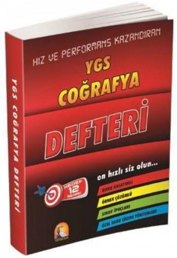 YGS Coğrafya Defteri Konu Anlatımlı Soru Bankası Kapadokya Yayınları