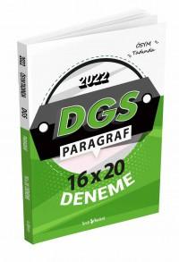 2022 DGS Paragraf 16x20 Deneme