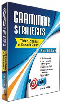 GRAMMAR STRATEGIES Türkçe Açıklamalı ve Kapsamlı Gramer