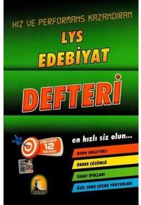 LYS Edebiyat Defteri Konu Anlatımlı Kapadokya Yayınları